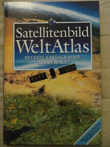 Buch Satellitenbild Weltatlas, Neueste Kartographie aus dem All