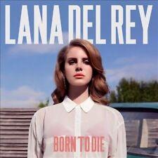 Born to Die by Lana Del Rey (CD, Jan-2012, Urban)