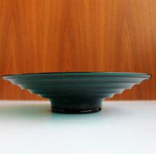 JIRI SUHAJEK CRYSTALEX NOVY BOR CZECH ART GLASS BOWL SKLO UNION CZ 60S BOHEMIA