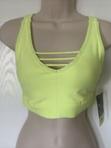 New with tags Women's Xersion Support Sports Bra Size Small
