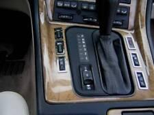 D BMW E31 Chrom Rahmen für Schalter Konsole 7 Rahmen für michel492005