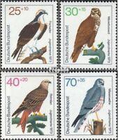 BRD 754-757 (kompl.Ausgabe) gestempelt 1973 Jugendmarken
