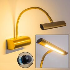 Applique LED Éclairage de tableau Lampe de corridor Lampe murale Laiton 143396