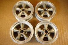 Vintage Appliance 15 X 6 D Aluminum Wheels Like American Racing Torque Thrust