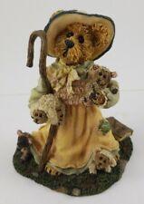 Boyds Bears & Friends Classic Beary Tales #2453 Lil Bear Peep - Got Sheep