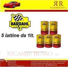 5 LT. aceite motor BARDAHL BARDHAL XTC C60 10W40 Sintético 5 L