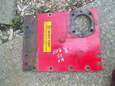 Massey Harris 22 Mh Tractor Rear Transmission Cover Panel Plate