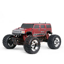 HPI Racing Wheely King Hummer H2 Clear Body EP 4WD 4x4 RC Cars Off Road #7165