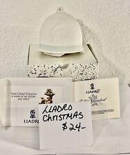 Lladro 1992 Christmas Bell 5913