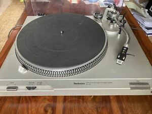 Technics SL-D2 Automatic Turntable Deck, Direct Drive Record Player, Japan 33 45