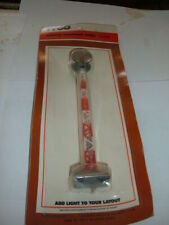 Vintage TYCO No. 105 Blinking Microwave Tower Light Pole-HO Scale