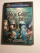 War Gods of the Deep Vincent Price Midnite Movies DVD SFI FI OOP