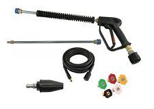 Lavadora A Presión compacto de liberación rápida Pistola Lanza Hi /& Baja extensión Lance