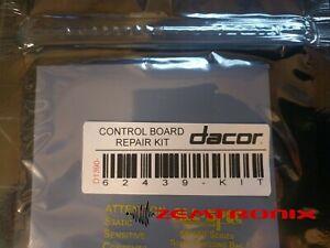 DACOR DIY Relay Board Repair Kit for 62439 92029 82127 92028 82995 82993 82994
