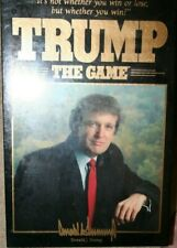 1989 The Trump Game Milton Bradley Sealed