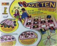 ORDA 2003 Take Ten Board Game NEW (Math, Adding, Addition, Numbers)