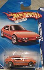 2010 Hot Wheels Volkswagen SP2 All Stars Orange