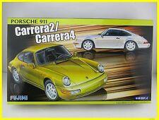 Porsche 911 Carrera2/Carrera4 * Bausatz * FUJIMI *  Maßstab 1:24 * OVP * NEU