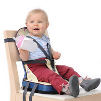 Foldable Baby Safety Soft Waterproof Dinner Chair Infant Seat Feeding Highchair