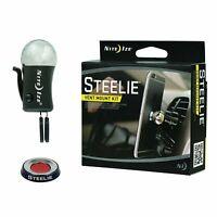 Nite Ize Original Steelie Air Vent Mount Kit- Magnetic Car Vent Mount cell phone