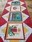 OH+WHAT+FUN+%232-+Large+Table+Runner+%2F+Bed+Runner+Quilt+Kit