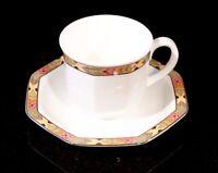 Beautiful Villeroy Boch Heinrich Cheyenne Demitasse Cup And Saucer