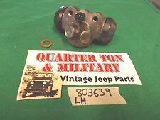 Jeep Willys CJ5 CJ3B 1960-65 LEFT front Directional wheel cylinder