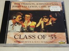 Class of '55: Memphis Rock & Roll Homecoming CD