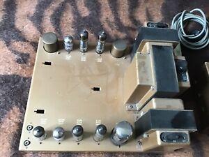 leak stereo 20 amplifier