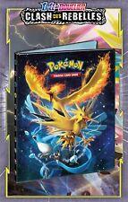 Album/Classeur Pokemon Portfolio A4 Pokemon rangement 180 cartes V7 - Neuf