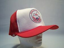 Vintage Kap.II 86' State Of NY Police Olympics Trucker Hat Men's One Size