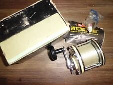 Vintage Garcia Mitchell 622 Conventional Reel made in France with Box