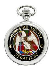 Straiton Scottish Clan Pocket Watch