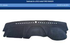 Dash Mat Moulded Charcoal Suits Toyota Aurion 10/06-03/12 GSV40R Models Dashmat