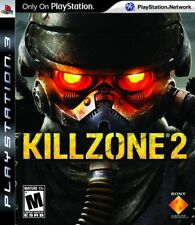 Killzone 2 PS3 Great Condition Complete Fast Shipping