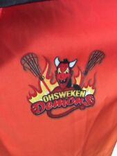 Adult LARGE Lacrosse shirt OSHWEKEN DEMONS