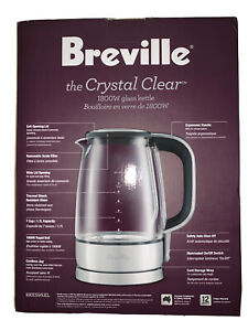 Breville The Crystal Clear Elecrtic Kettle Brand New