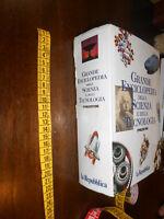 GG LIBRO: GRANDE ENCICLOPEDIA DELLA SCIENZA E DELLA TECNOLOGIA 1997 REPUBBLICA