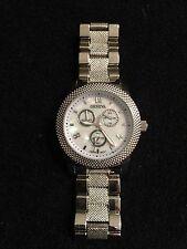 Luxury Fashion Unisex Geneva Watch Women Stainless Steel Quartz Wrist Watch