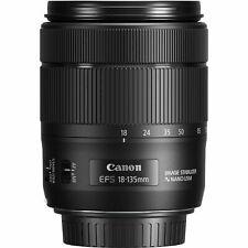 Brand NEW Canon EF-S 18-135mm f/3.5-5.6 IS NANO USM Lens