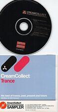 CREAM COLLECTION RARE SAMPLER CD DJ TIESTO SUREAL LANGE SKYE