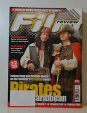 FILM REVIEW 634 AUGUST 2003 - JONNY DEPP REESE WITHERSPOON  ANGELINA JOLIE FR 25