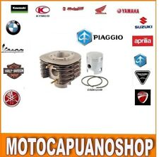 Gruppo Termico Cilindro -Pistone Olympia Maggiorato 225cc x Piaggio Ape TM P703