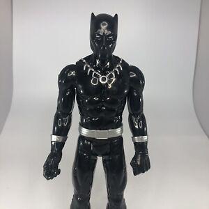 "Marvel Avengers Titan Hero Series BLACK PANTHER 12 inch 12"" Action Figure"
