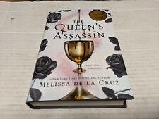 The Queen's Assassin by Melissa de la Cruz (2020, Hardcover)