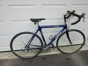 TREK Women's Road Bike, OCLV carbon fiber