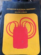AUTOMOTIVE ELECTRICAL EQUIPMENT-7TH EDITION