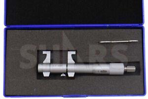 "SHARS 2-3"" Inside Micrometer .0001"" Bore Caliper NEW P}"