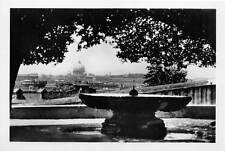 B44216 Roma panorama da Villa Medici 9x7 cm  italy