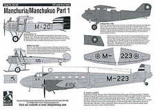 Blue Rider 1/72 Manchurua/Manchukuo Teil 1 # 256